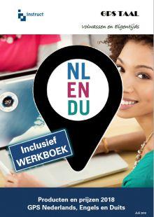 GPS Nederlands Engels en Duits