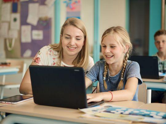 TypeWorld kids online typecursus voor het basisonderwijs