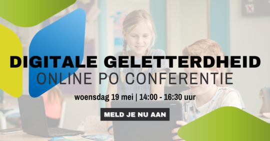 PO Conferentie Digitale Geletterdheid