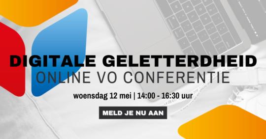 VO Conferentie Digitale Geletterdheid