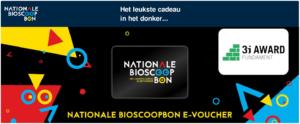 3i award bioscoopbon