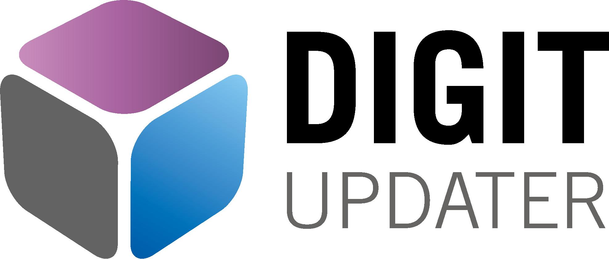 DIGIT-Updater logo