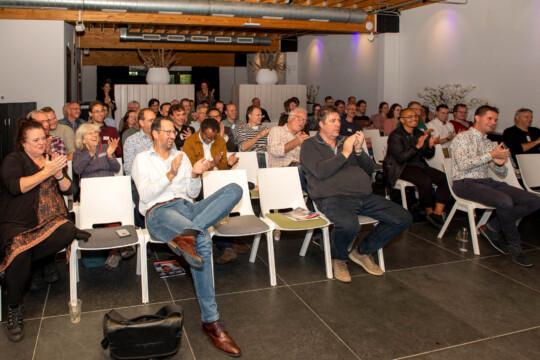 VO Inspiratiedag digitale geletterdheid en informatica bezoekers